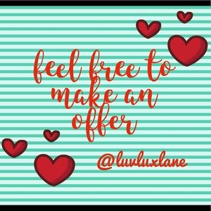 Other - L❤️ve the item but not the price, make an ❤️ffer!